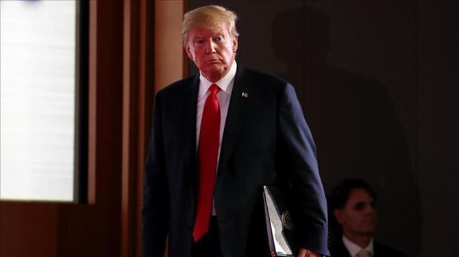 Trump, mali kayıtlarının takibine karşı harekete geçti