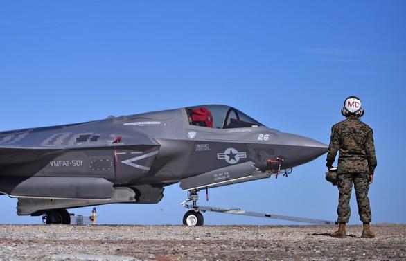 Askeri kaynaklar: F-35 pilotlarının eğitimi sürüyor