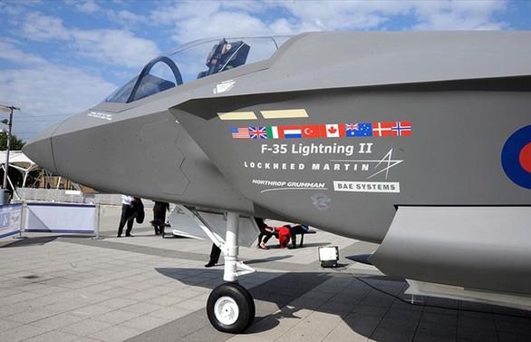 Pentagon:  Türkiye'nin iki F-35'i de teslim edilecek