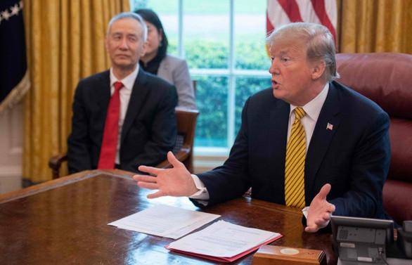 Trump: Muazzam bir şeye haftalar kaldı
