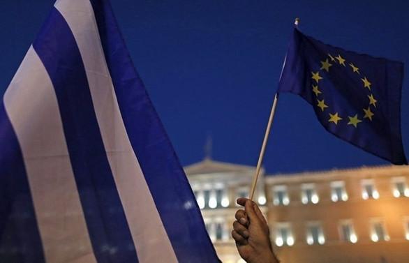 Yunanistan'a  970 milyon euro hibe