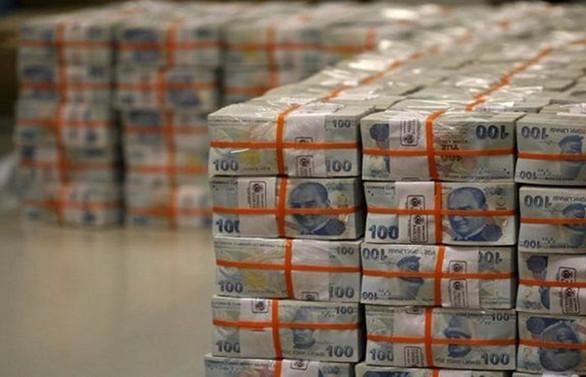 Hazine nakit dengesi 14.9 milyar lira açık verdi