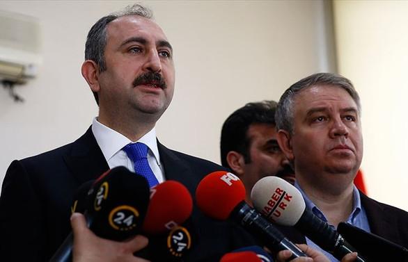 Adalet Bakanı Gül: Nöbetçi noterlik uygulamasını başlattık