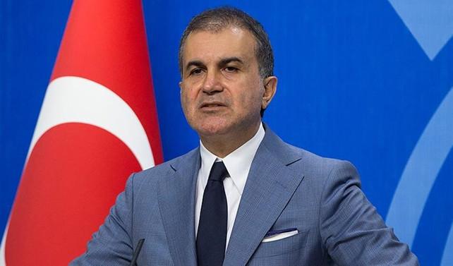 AK Parti Sözcüsü Çelik: Bu telaşınız niye?