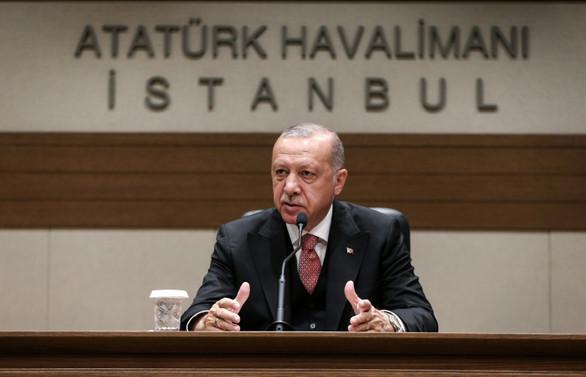 Erdoğan: Seçimlerde organize suç tespit ettik