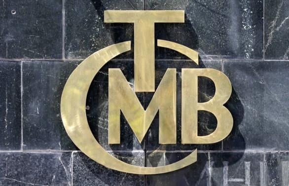 TCMB swap piyasasında TL faizi düşürüldü