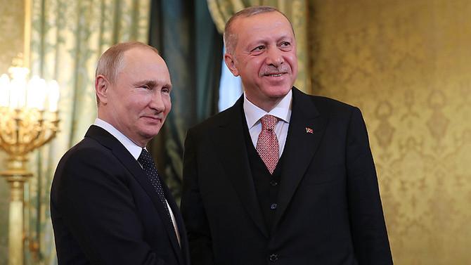 Erdoğan: Rusya ile üç anlaşma imzalayacağız