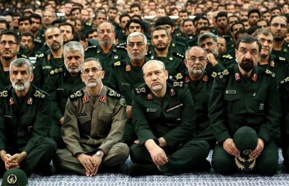 ABD, Devrim Muhafızlarını terör örgütü listesine aldı