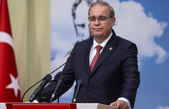 CHP Sözcüsü Öztrak: İstanbul'un seçilmiş başkanı Ekrem İmamoğlu'dur