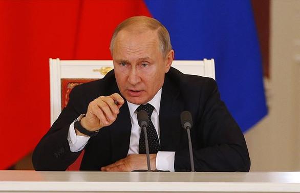 Putin: 1 milyar dolarlık ortak yatırım fonu oluşturuldu