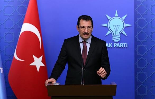 AK Parti: 'Tam kanunsuzluk' başvurusu yapılmadı