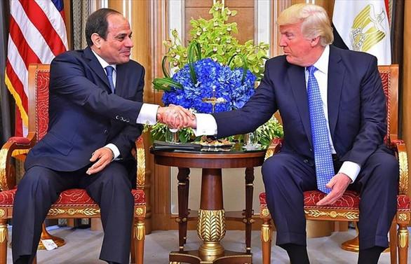 Sisi-Trump görüşmesinde gündem 'Yüzyılın Anlaşması'