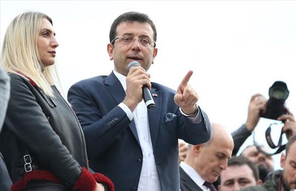 İmamoğlu: İstanbul beni bekliyor