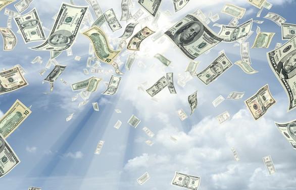 Kuru durdurmak için 1 milyar dolar satıldı