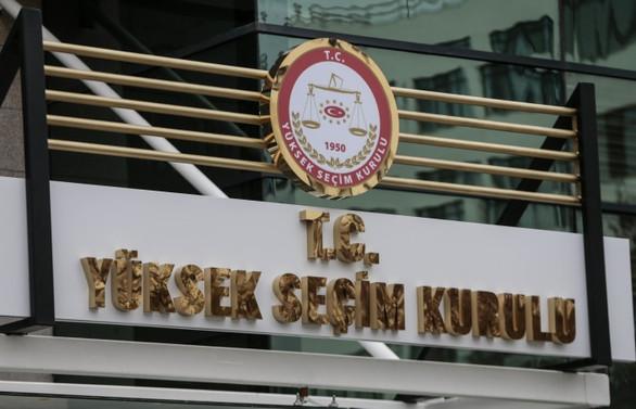 YSK'dan 23 Haziran seçimi kararları