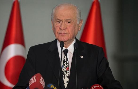 Bahçeli'den İstanbul seçimi açıklaması