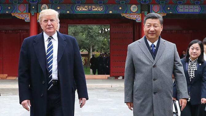 Trump ile Şi, G20 Zirvesi'nde görüşebilir