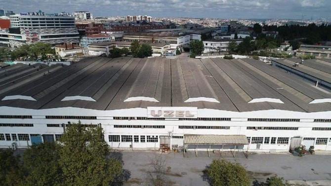 Uzel fabrikası 223.7 milyon liraya satıldı