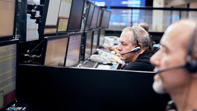 Borsa ilk yarıda 810 puan yükseldi