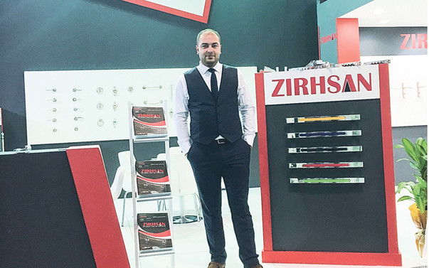Zırhsan, hedefine Avrupa pazarını aldı