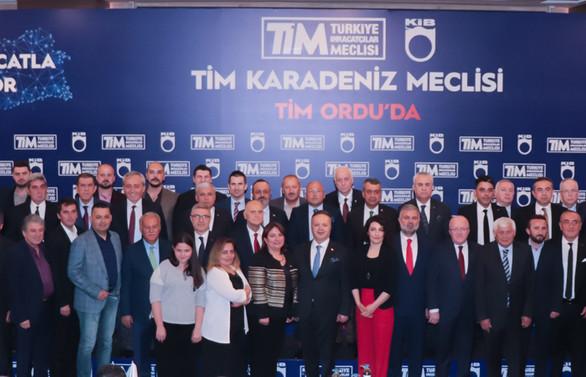 TİM'in yeni durağı Ordu oldu