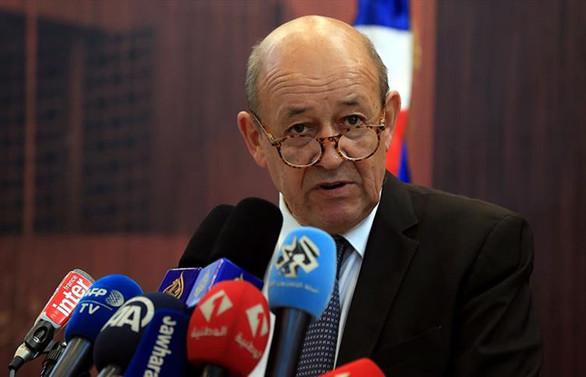 Le Drian: Gazetecilerin ifadeye çağrılması devlet işleyişinin bir parçasıdır