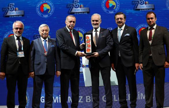 İTO'nun girişimcilik merkezine büyük ödül