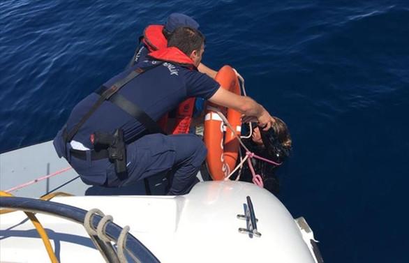 Ege'de tekne faciası: 9 ölü