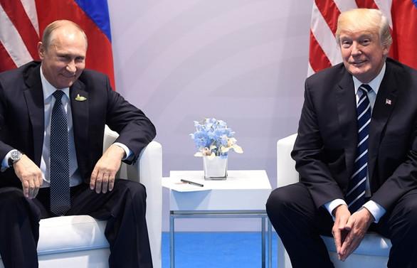 Putin ile Trump 1,5 saat görüştü