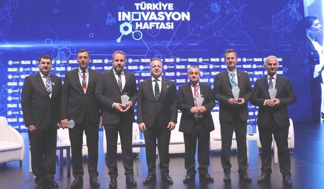 İnovasyon şampiyonlarına ödül