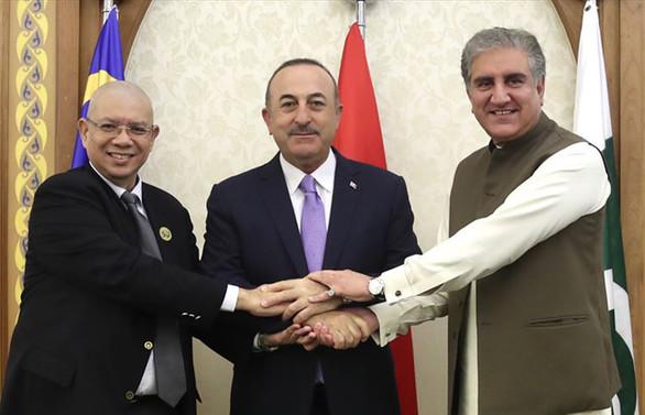 Malezya ve Pakistan, Türkiye için kilit önemde birer ortaktır