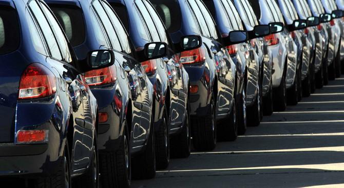 Trafiğe 4 ayda 213 bin 541 aracın kaydı yapıldı
