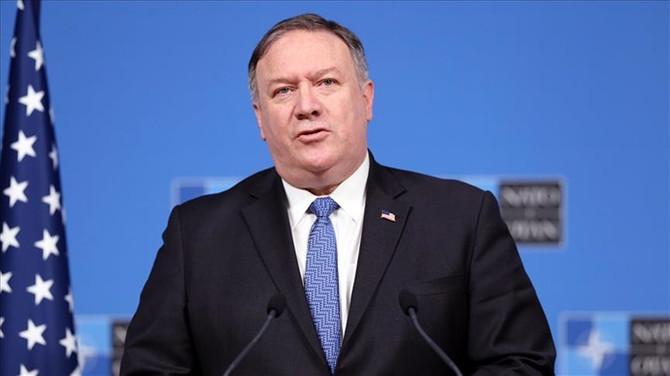 ABD Dışişleri Bakanı Pompeo'dan İran'la ticaret açıklaması