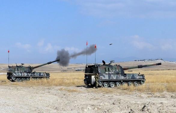 Zeytin Dalı bölgesinde bir asker şehit