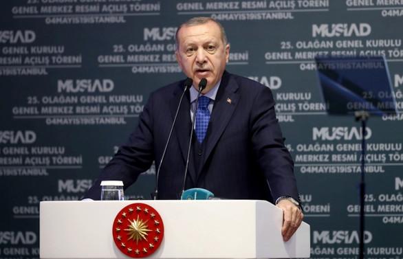 Erdoğan'dan seçim çağrısı