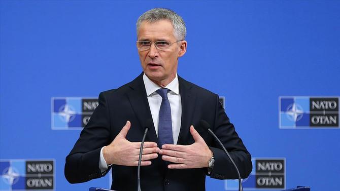 NATO: Türkiye ile dayanışma içindeyiz