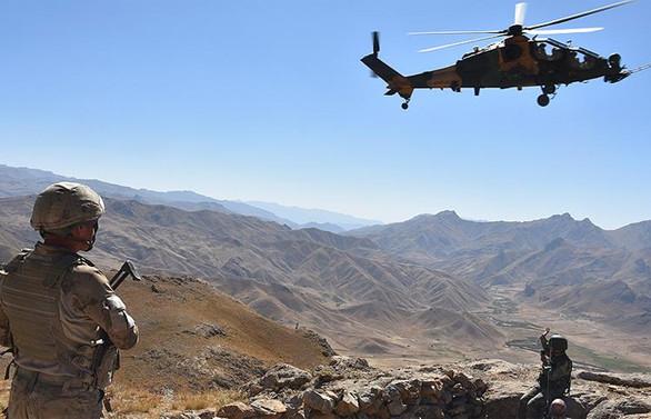 Şırnak'ta iki asker şehit oldu