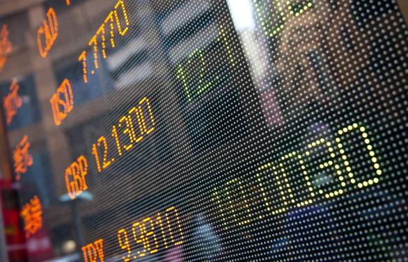 Borsa ilk yarıda 1744 puan düştü