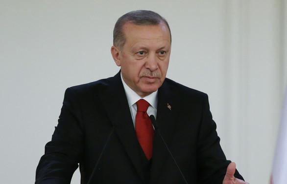 Erdoğan: Adayımız Binali Yıldırım