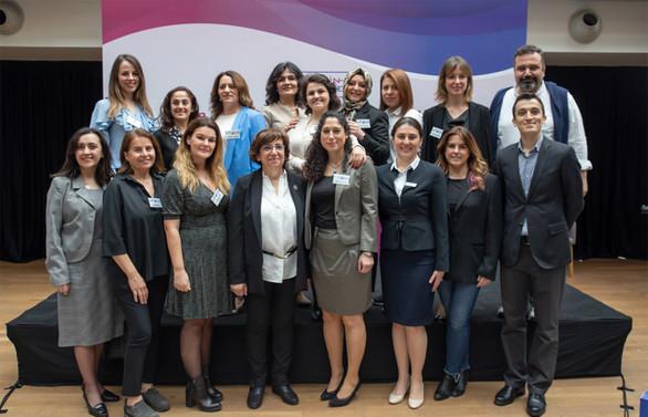 Kadın girişimciler, Özyeğin Üniversitesinde buluştu