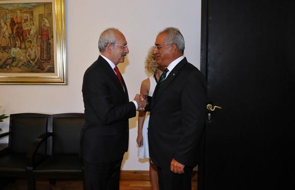 DSP Genel Başkanı ile CHP görüşecek