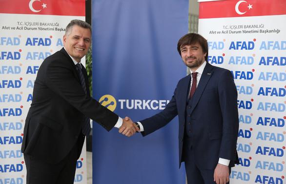 Türkiye'nin milli e-postası AFAD'la yola çıktı