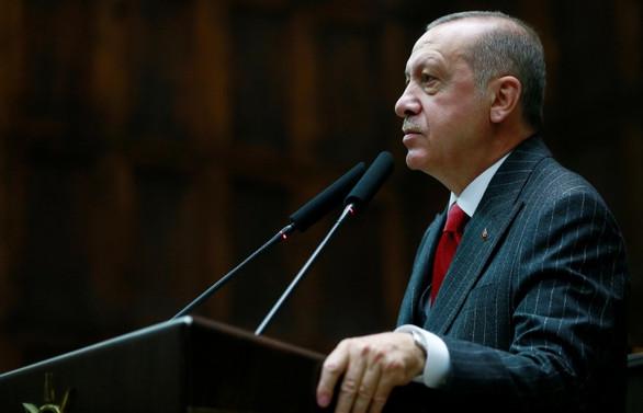 Erdoğan'dan yargı reformu vurgusu