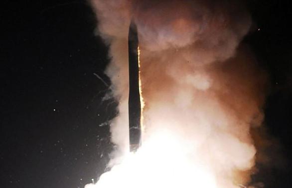 ABD kıtalararası balistik füze denemesi yaptı