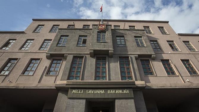 MSB'den 'generallere hakarete' suç duyurusu