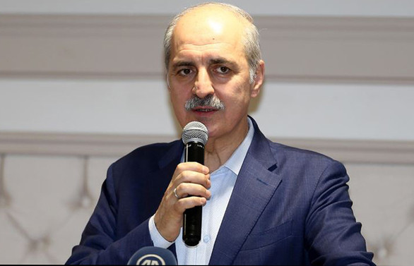 Kurtulmuş: Türkiye hakkını kimseye yedirmeyecektir