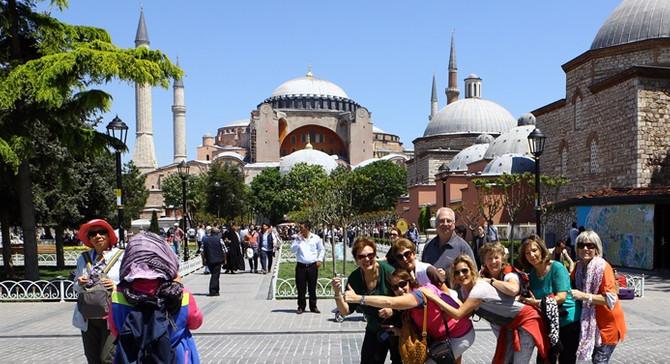 Bayramda müze ve ören yerlerine ziyaretçi aktı