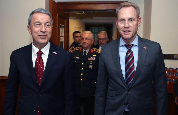 Bakan Akar'dan ABD'ye mektup tepkisi