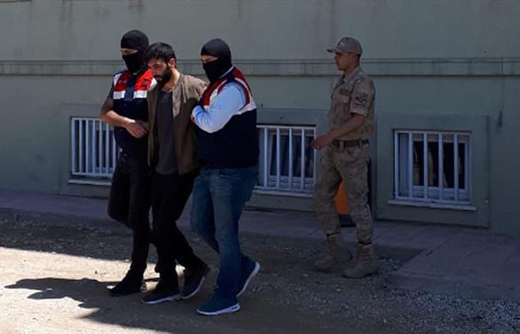 Beşiktaş'taki saldırıyı düzenleyen teröristlerden biri yakalandı