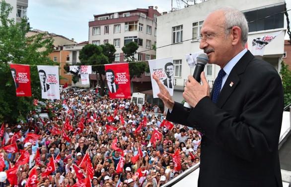 İmamoğlu'nu yeniden Belediye Başkanı seçeceğiz